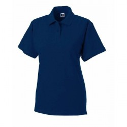 Russell Athletic F Classic Cotton Polo - Darkblue * Kampagne *
