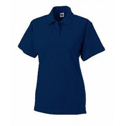 Russell Athletic F Classic Cotton Polo - Darkblue - X-Large