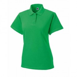 Russell Athletic F Classic Cotton Polo - Green * Kampagne *