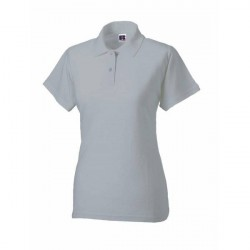 Russell Athletic F Classic Cotton Polo - Greymarl * Kampagne *