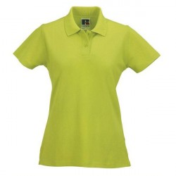 Russell Athletic F Classic Cotton Polo - Light green * Kampagne *