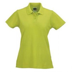 Russell Athletic F Classic Cotton Polo - Light green - Medium