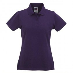 Russell Athletic F Classic Cotton Polo - Lilac * Kampagne *