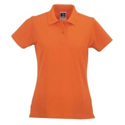Russell Athletic F Classic Cotton Polo - Orange * Kampagne *