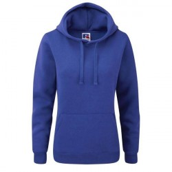 Russell Athletic Ladies Authentic Hooded Sweat - Royalblue * Kampagne *