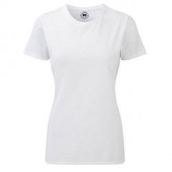 Russell Athletic Ladies HD Tee - White * Kampagne *
