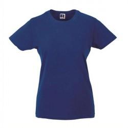 Russell Athletic Ladies Slim Fit T - Royalblue * Kampagne *