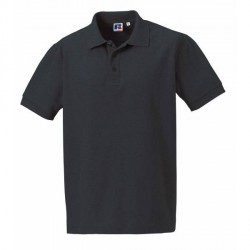 Russell Athletic M 100% Cotton Durable Polo - Darkgrey * Kampagne *