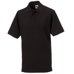 Russell Athletic M Classic Cotton Polo - Black * Kampagne *