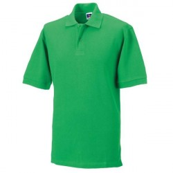 Russell Athletic M Classic Cotton Polo - Green * Kampagne *