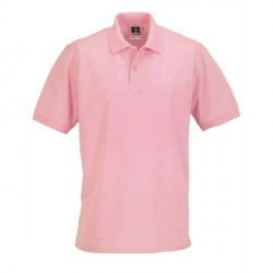 Russell Athletic M Classic Cotton Polo - Lightpink * Kampagne *
