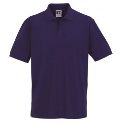 Russell Athletic M Classic Cotton Polo - Lilac * Kampagne *