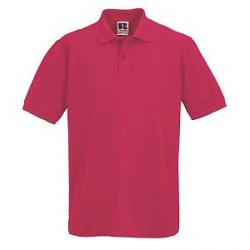 Russell Athletic M Classic Cotton Polo - Pink - XX-Large * Kampagne *