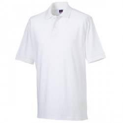 Russell Athletic M Classic Cotton Polo - White * Kampagne *
