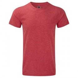 Russell Athletic Mens HD Tee - Red * Kampagne *
