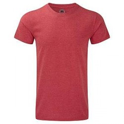Russell Athletic Mens HD Tee - Red - Large