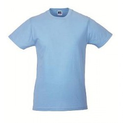 Russell Athletic Mens Slim Fit T - Blue - Large