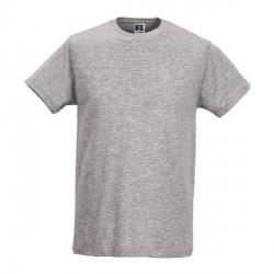 Russell Athletic Mens Slim Fit T - Grey * Kampagne *