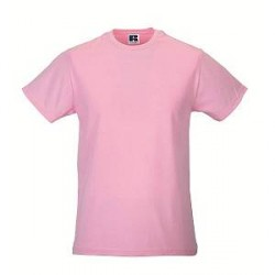 Russell Athletic Mens Slim Fit T - Lightpink - Small