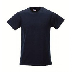 Russell Athletic Mens Slim Fit T - Navy-2 - Large