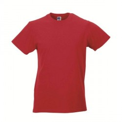 Russell Athletic Mens Slim Fit T - Red * Kampagne *