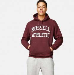 Russell Hoodie - Classic Arch Logo