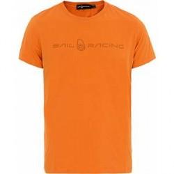 Sail Racing Bowman Crew Neck Tee Orange