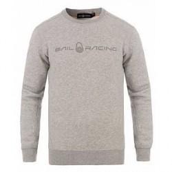 Sail Racing Bowman Sweatshirt Grey Melange