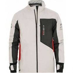 Sail Racing Reference Light Shell Jacket Light Grey