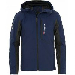 Sail Racing Reference Team Hooded Shell Jacket Storm Blue