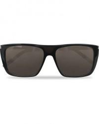 Saint Laurent SL 156 Sunglasses Black men One size Sort