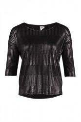 Saint Tropez - T-shirt - R1551 - Black