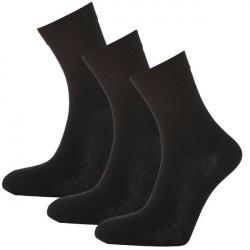 Salming 3-pak No Nonsense W Socks 800104 - Black * Kampagne *