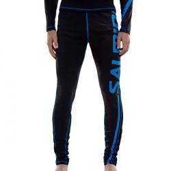 Salming Baselayer Pant Men - Black/Blue * Kampagne *