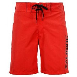 Salming Charlie Swim Boardshorts - Red - XX-Large