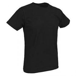 Salming No Nonsense M Round Neck T-shirt 850035 - Black - Small