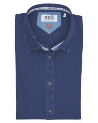 Salt Salt 3100291 neck trim (Mørkeblå, XLARGE)