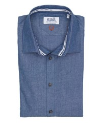 Salt Salt 3100296 neck trim (Navy, XLARGE)
