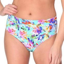 Saltabad Caribbean Bikini Folded Tai - Green Pattern * Kampagne *