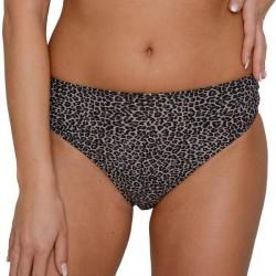 Saltabad Leo Bikini Folded Tai - Leopard * Kampagne *