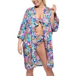 Saltabad St Ives Short Kimono - Mixed * Kampagne *