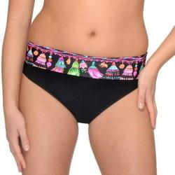 Saltabad Torquay Bikini Folded Tai - Black pattern-2 * Kampagne *