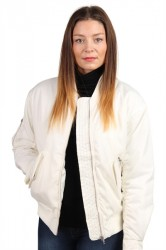 Samsøe Samsøe - Jakke - Thoras Jacket - Clear Cream