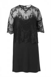 Samsøe Samsøe - Kjole - Daphne Dress - Black