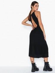 Samsøe Samsøe Sik long solid 265 Tætsiddende kjoler Kjoler