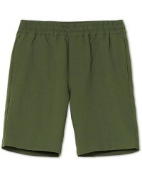 Samsøe & Samsøe Smith Drawstring Shorts Thyme men M Grøn