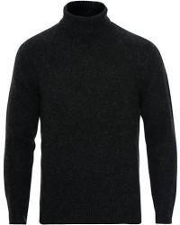 Samsøe & Samsøe Uer Wool/Silk Roll Neck Black men XL