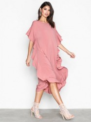 Samsøe Samsøe Yoruba Dress Loose fit dresses Dusty Rose