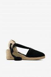 Sandal i espadrillestil