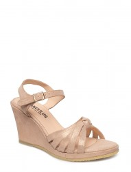 Sandals - Wedge - Open Toe -